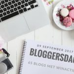 Whoop Whoop, het is weer 'bloggershop'-tijd!