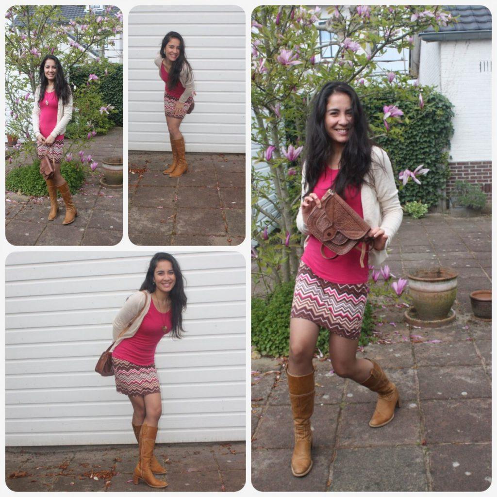Met weinig geld een mooie outfit? Yes I can!