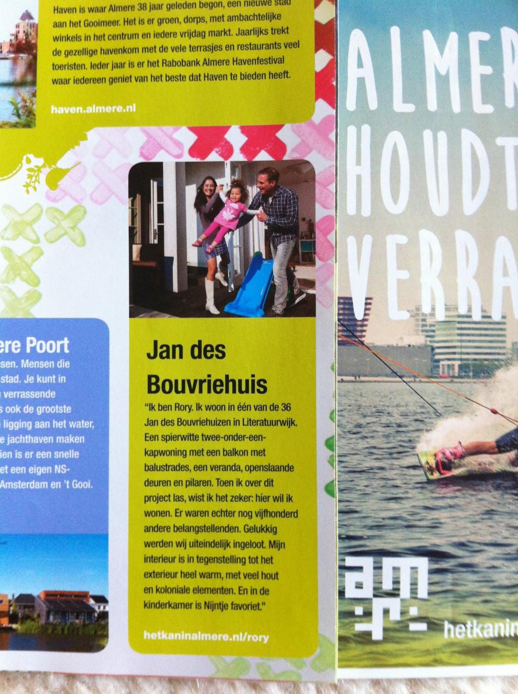 6 redenen waarom 'Het kan in Almere'