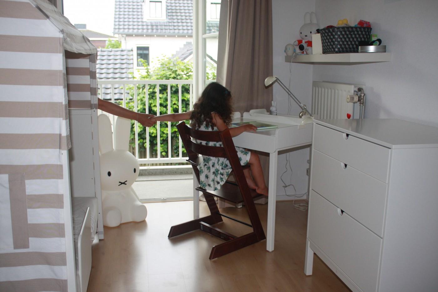 Weinig ruimte kleine of zelfs geen kinderkamer - Gordijn voor baby kamer ...