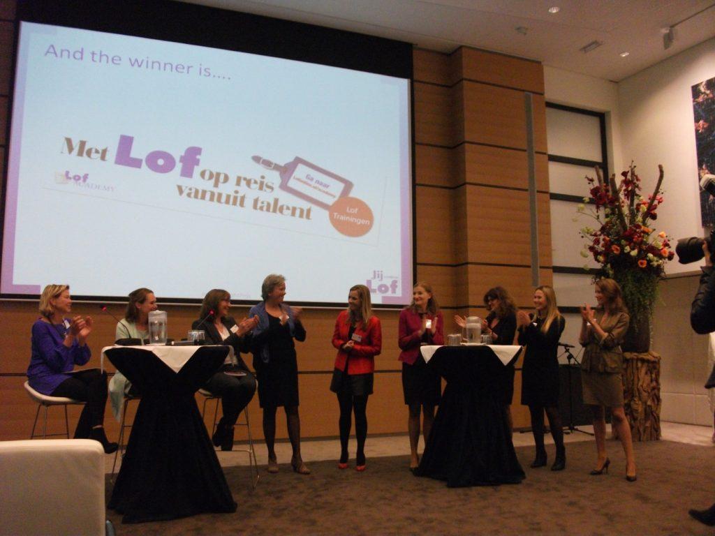 Lof Spotlight Prijs 2015, wie is de Next-Generation Vrouw?