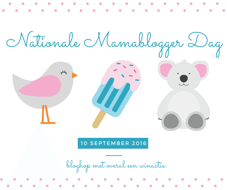 Nationale MamaBloggersDag! Do the bloghop!