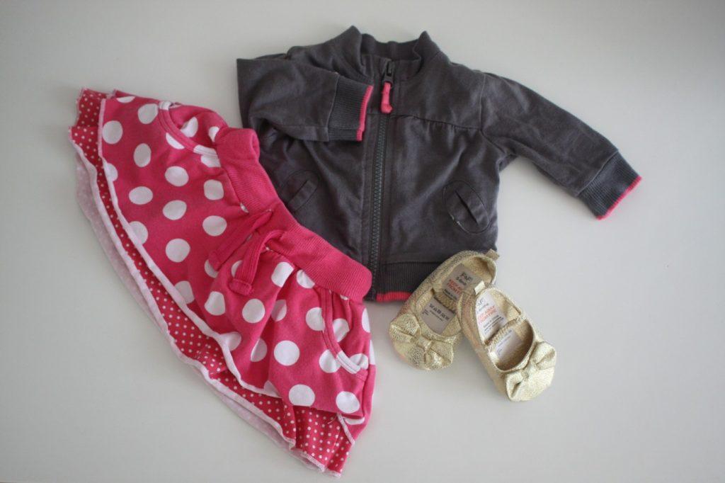 De eerste babykleding? Laat deze dingen maar zitten!
