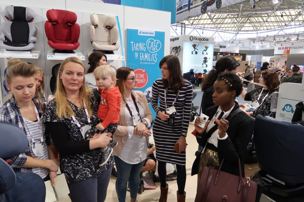 Bloggers on tour: een bezoek aan de Negenmaandenbeurs 2017