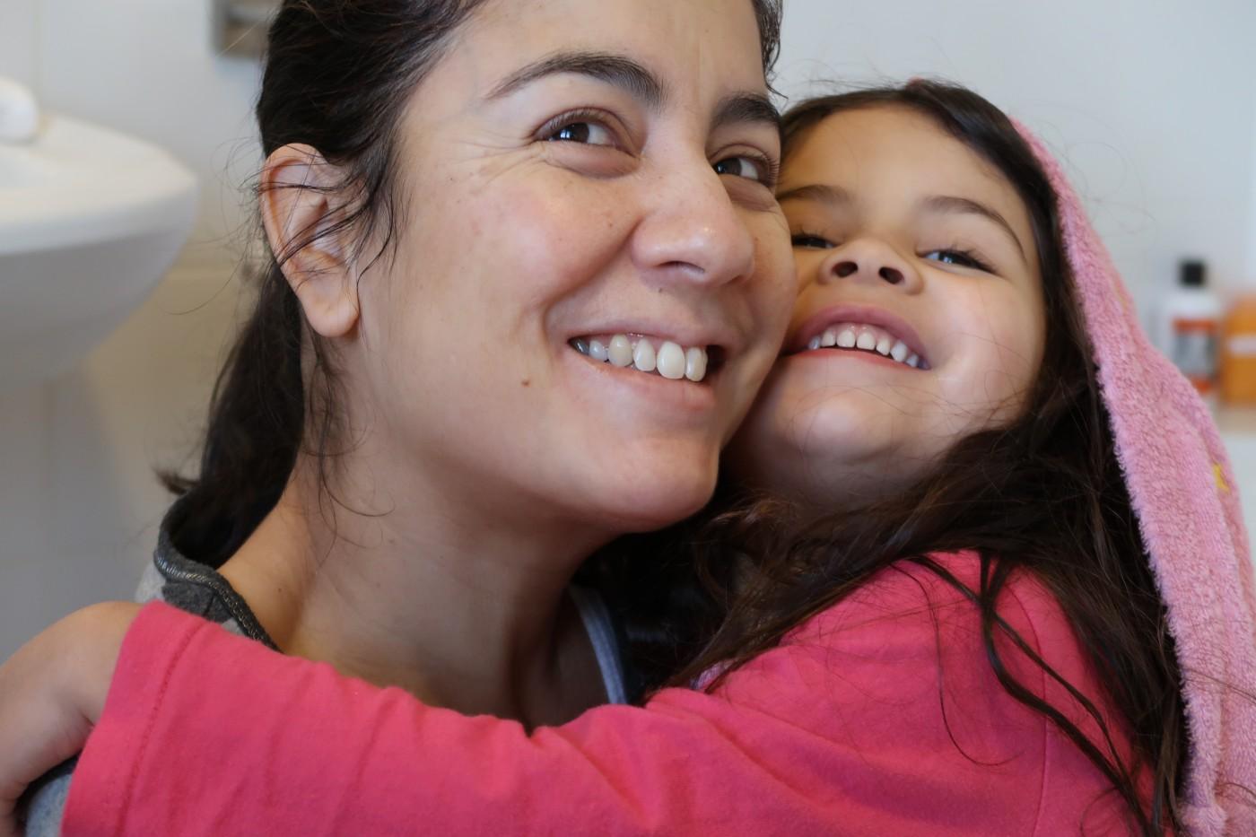 Hebben veertigplus moeders meer stress?