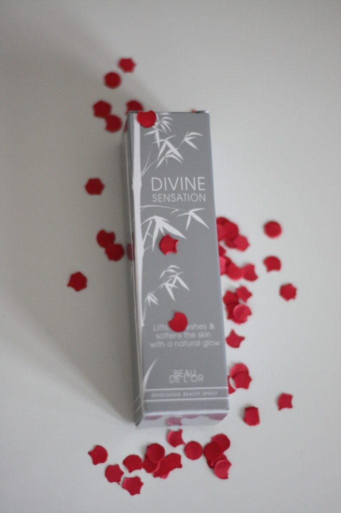 Beautytip #2 Divine Sensation spray