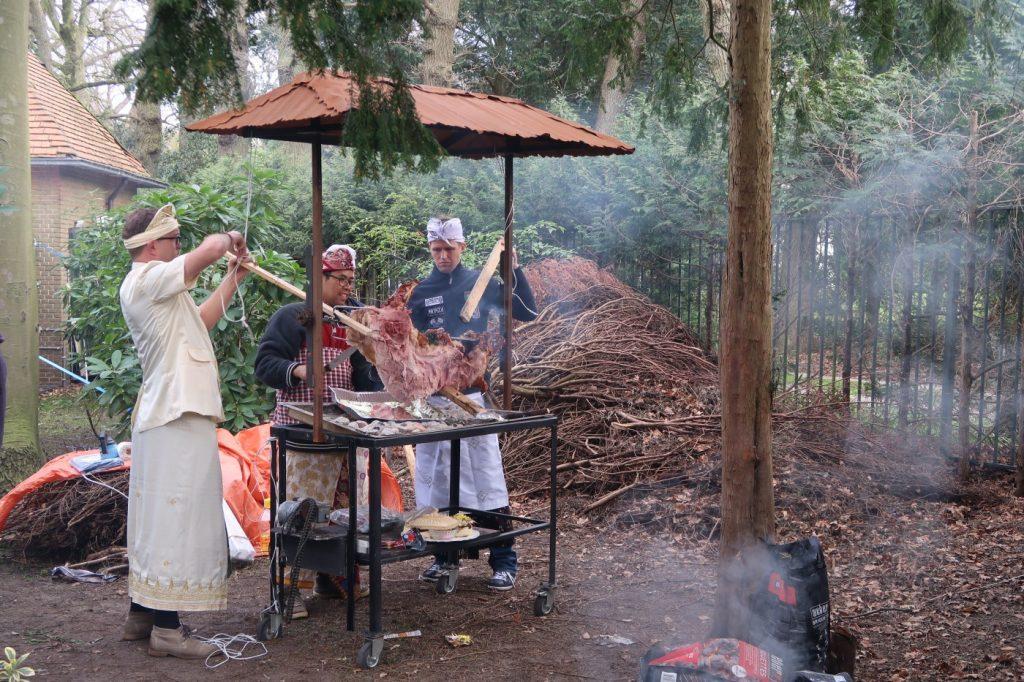 Het gezellige en intense Indische familiegevoel