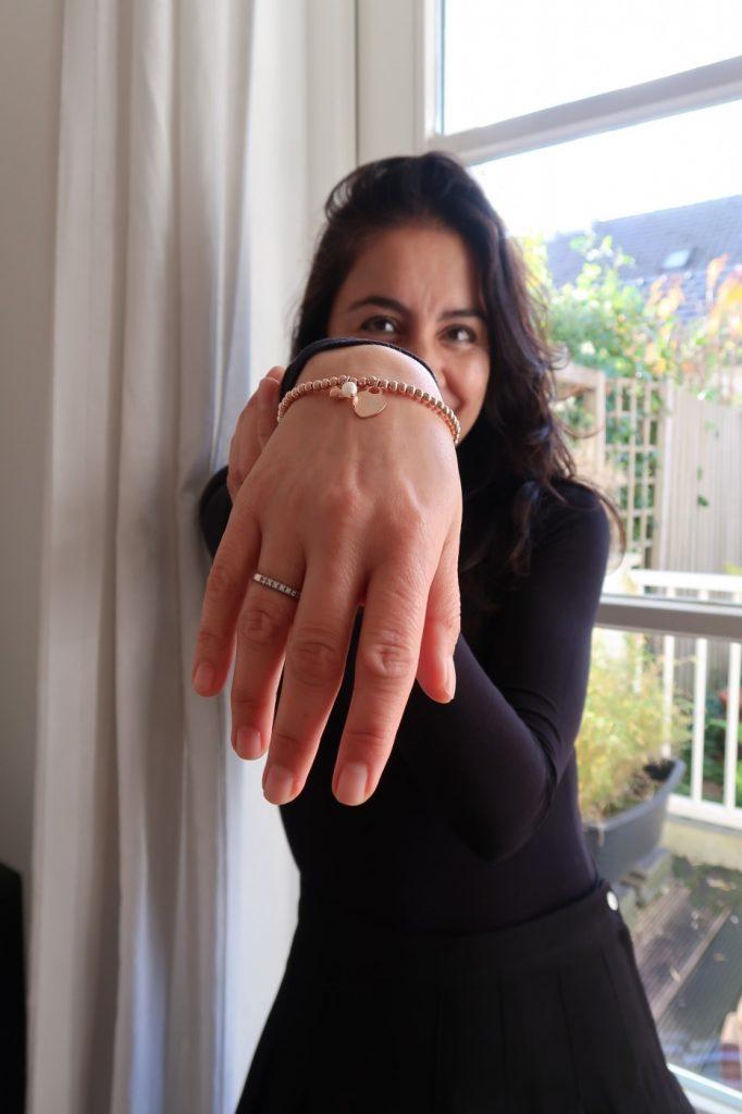 Een sieraad is iets blijvends, voor altijd + winactie armband