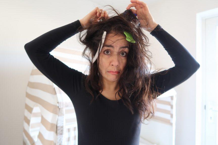 Taboe #12 Mama heeft hoofdluis en neten, deel 2