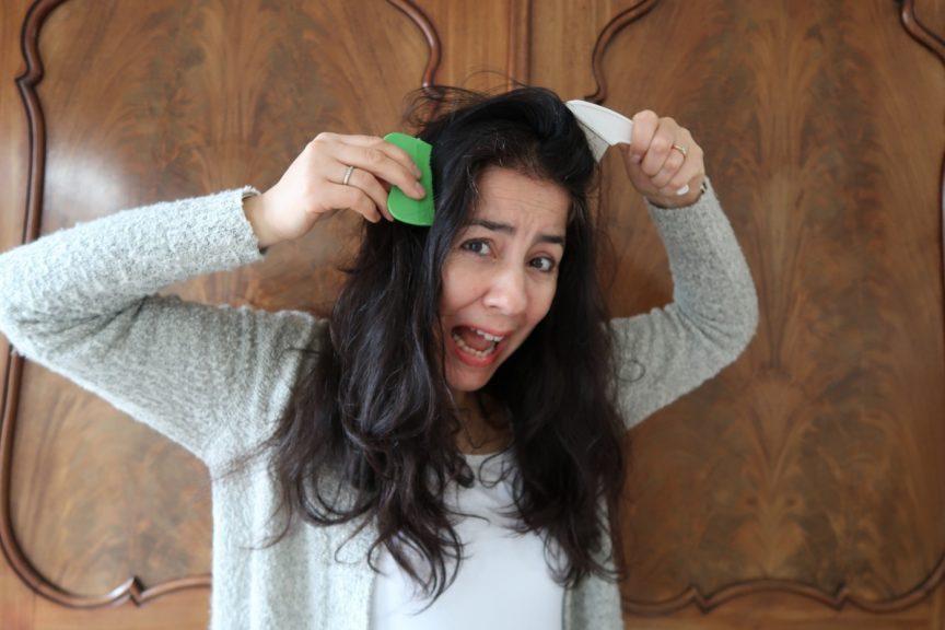 Heb jij als volwassene weleens hoofdluis gehad?