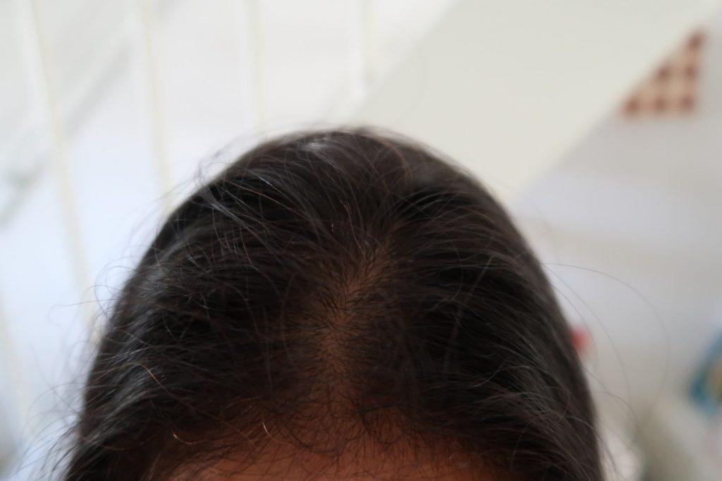 Er is iets anders met je haar. Heb je extensions?