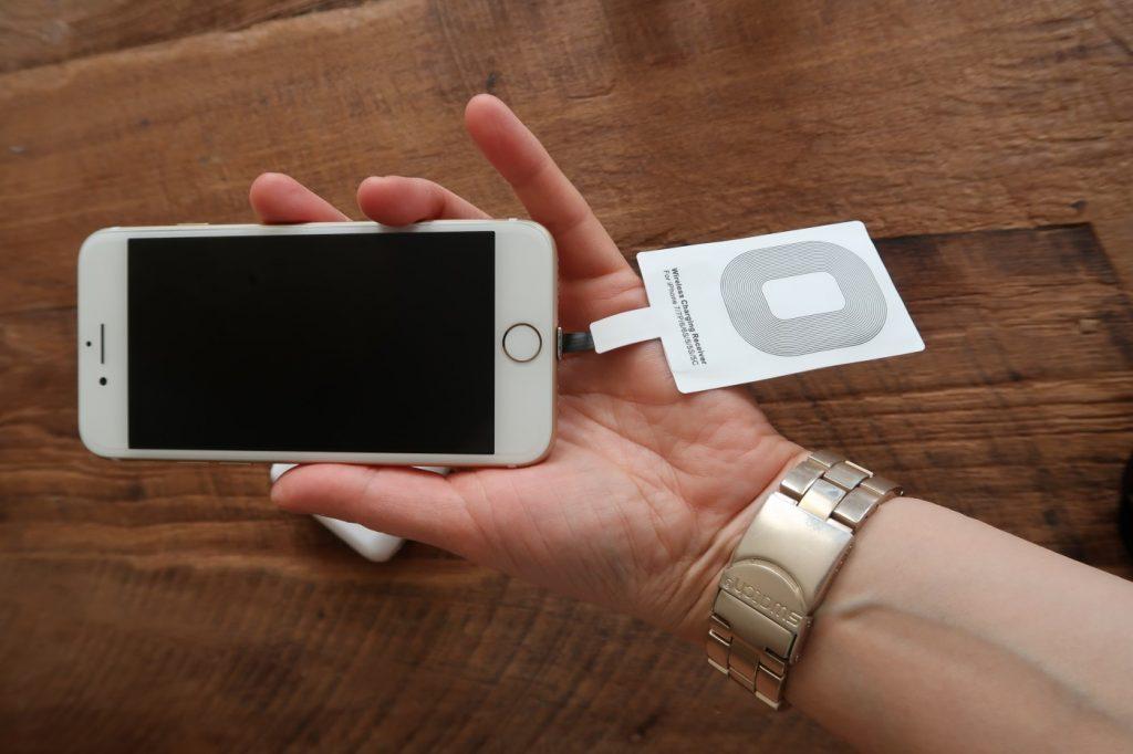 Mijn iPhone 7 draadloos opladen? Hoe dan