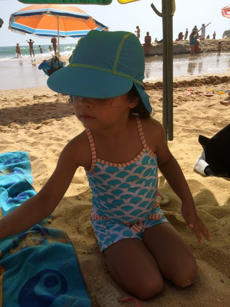 Wat een heftige zomer, smeer jij jezelf en je kind goed in?