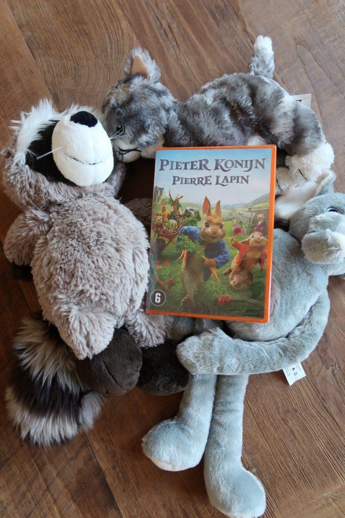 Pieter Konijn (aka Peter Rabbit) + winactie DVD en Blu-Ray