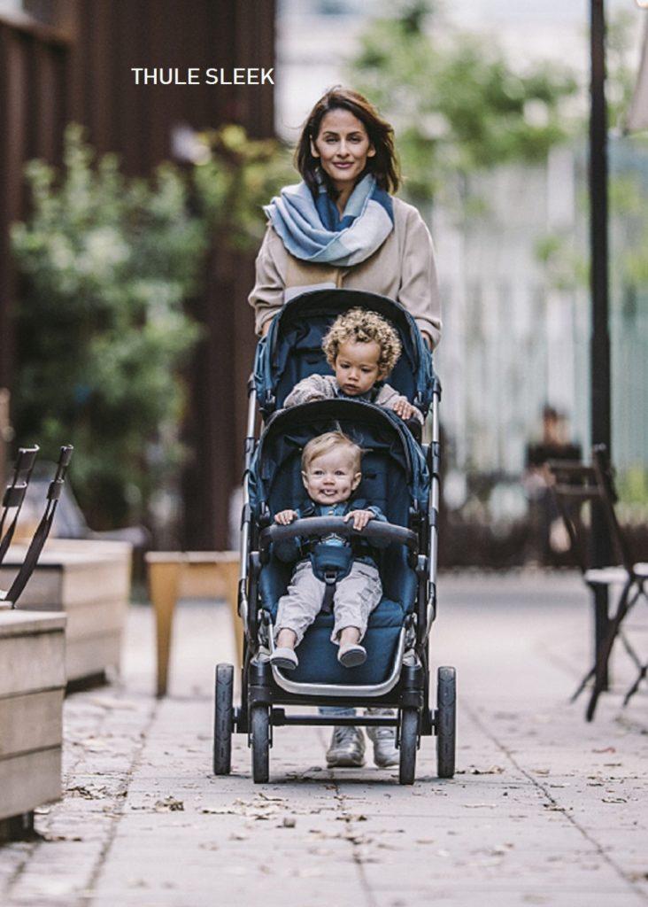 Met één kind ben je een stel met een kind. Met twee een gezin?