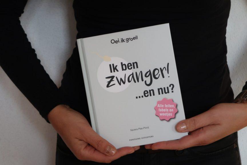 Boek: Ik ben zwanger! ... en nu? + WINACTIE