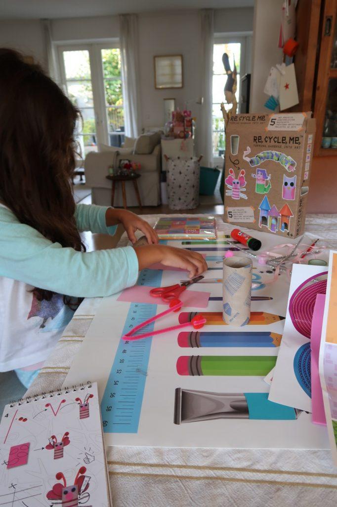 Waarom knutselen zo belangrijk is voor je kind + WINACTIE Re-Cycle-Me boxen