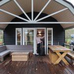 Hoe 'glamping' net weer anders aanvoelt dan ouderwets kamperen