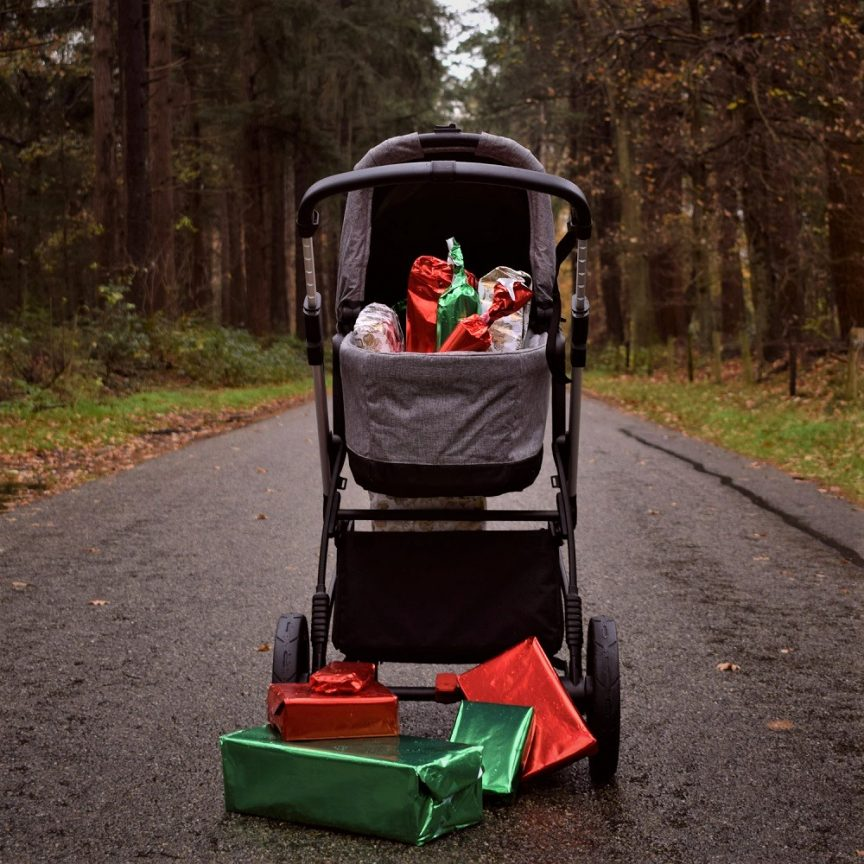 Thule Sleek Xmas Story - Noah's Kerstavontuur