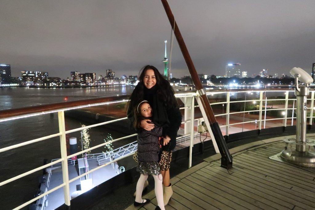 Mam, gaan we ook een keer naar Rotterdam