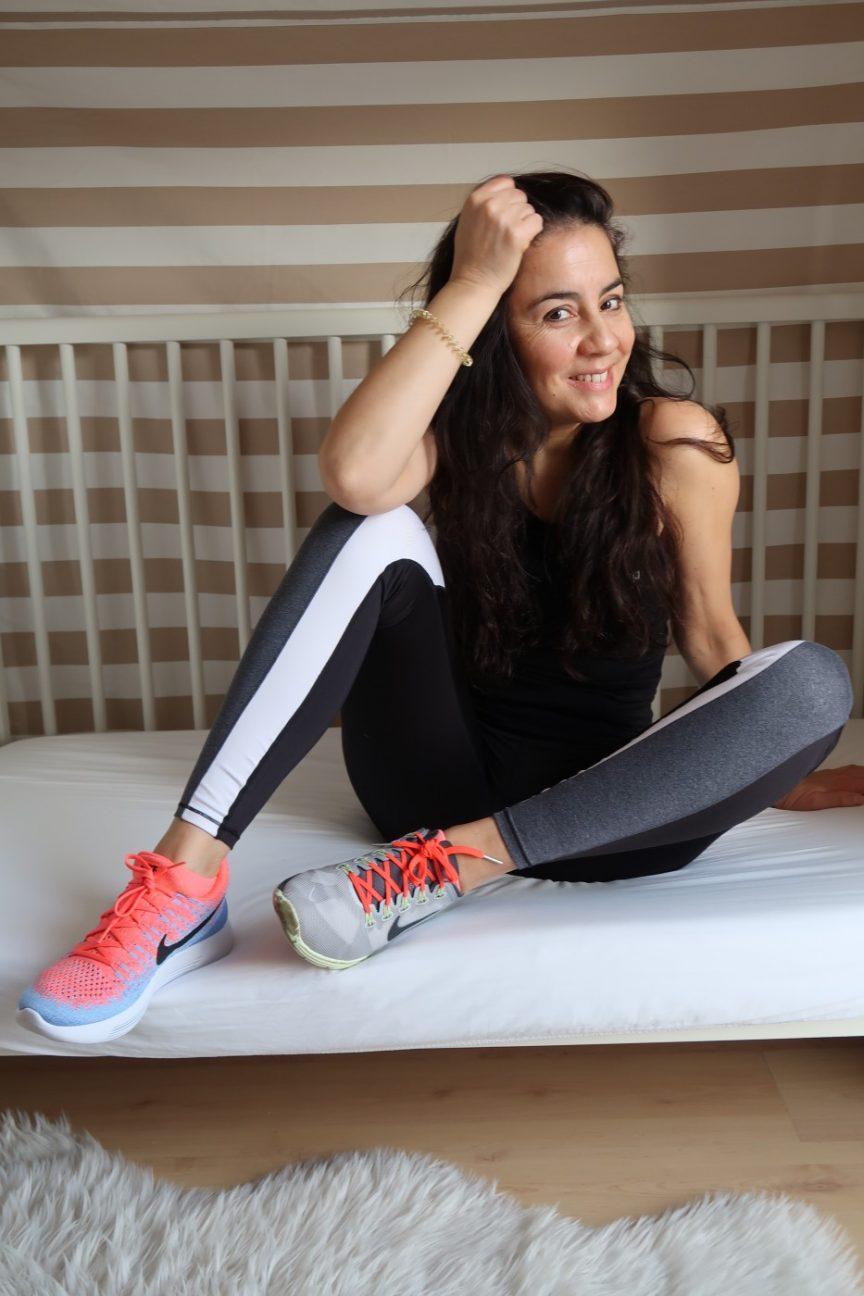 Herinneringen aan mijn witte Nikes van vroeger ...