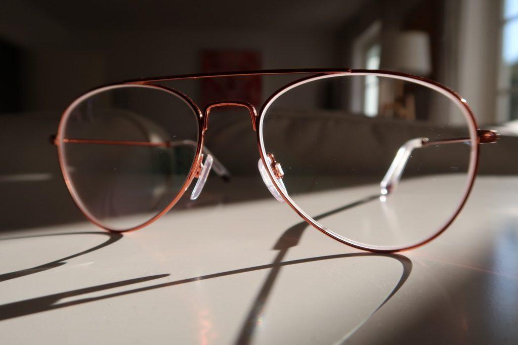 Dat moment dat plussen en minnen beginnen te tellen: 48 en voor het eerst een bril