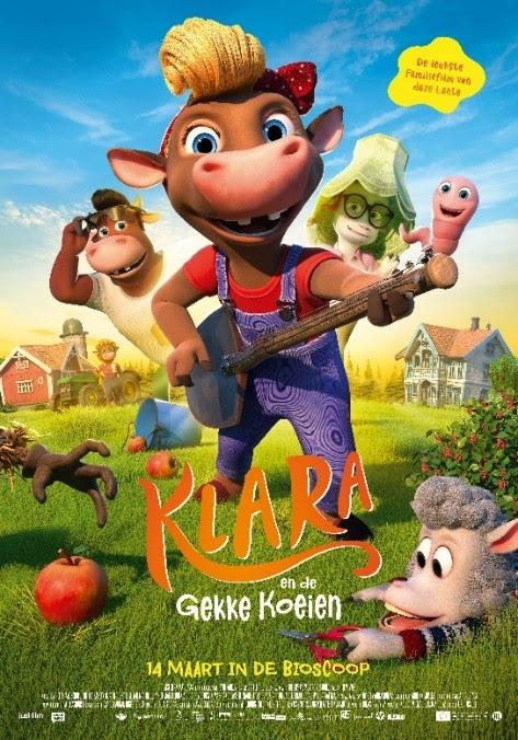 Klara en de gekke koeien + winactie