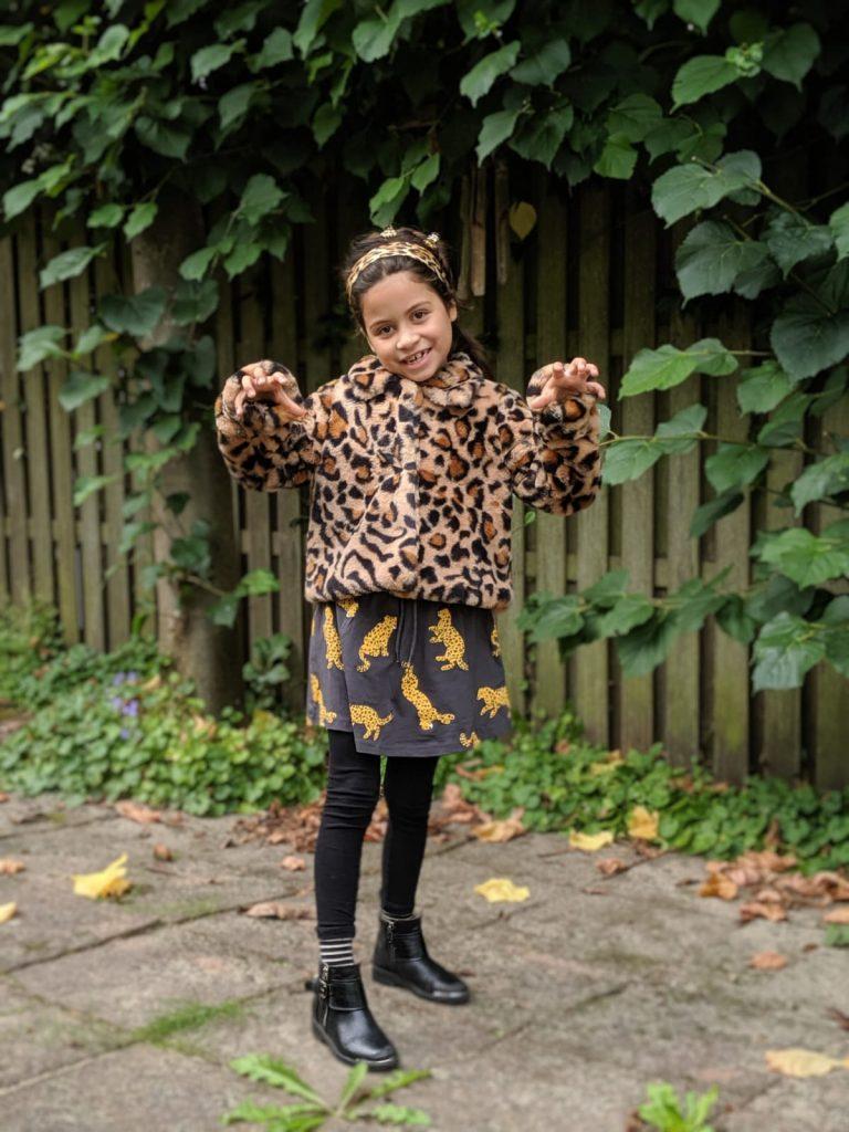 Stijl inspiratie: Moeder en dochter in luipaard print