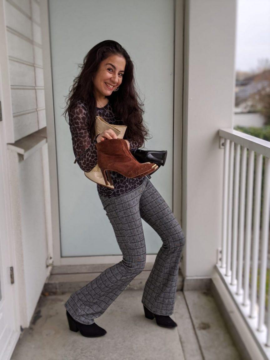 Cowboylaarzen, laarsjes, schoenen. They are a girl's best friend