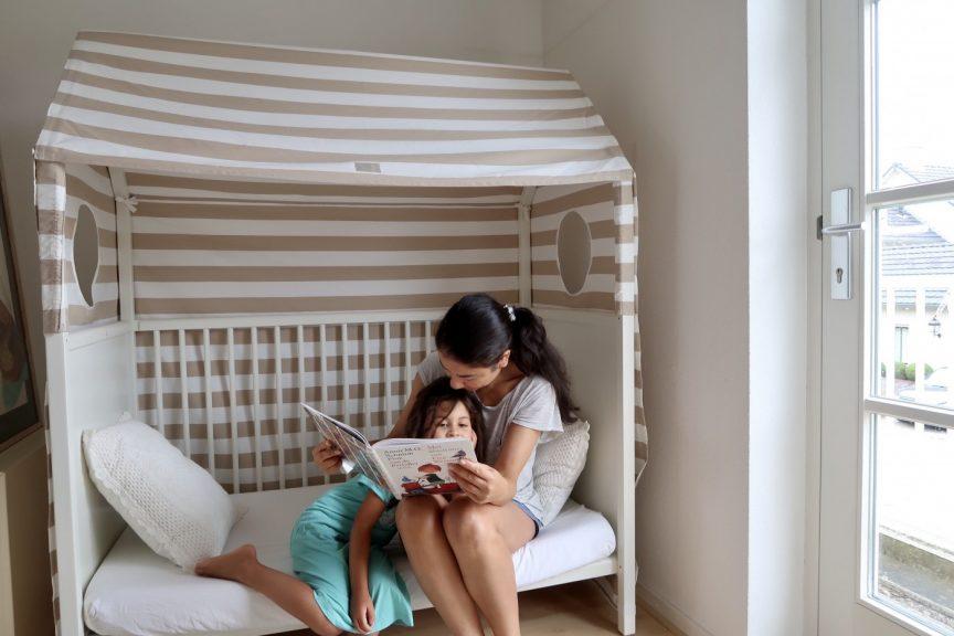 Weet jij hoe belangrijk voorlezen is voor een kind?